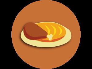 Горячие блюда