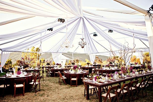 Свадьба под шатрами